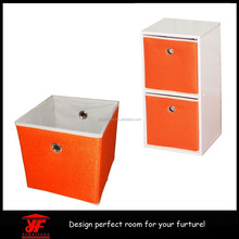 Eco-friendly baby furniture mesh drawer storage