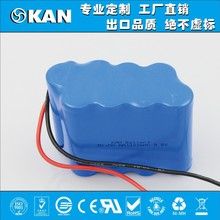 KAN Ni-MH not ni-cd 9.6V 8xAA1300mAh rechargeable batteries pack for robotic vacuum cleaner with ROHS and IEC certified cell