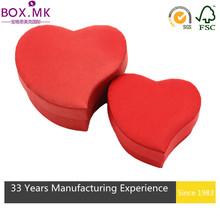 Hot Sell Red Heart Pandora Jewelry Box
