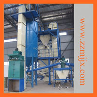 China professional manufacturer new product automatic dry mortar mixer machines export on alibaba