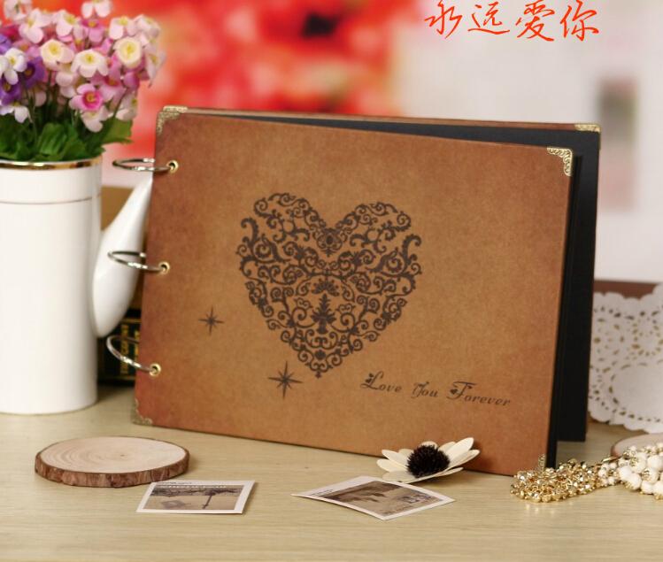 Wedding Scrapbook Album Album Baby Wedding Love
