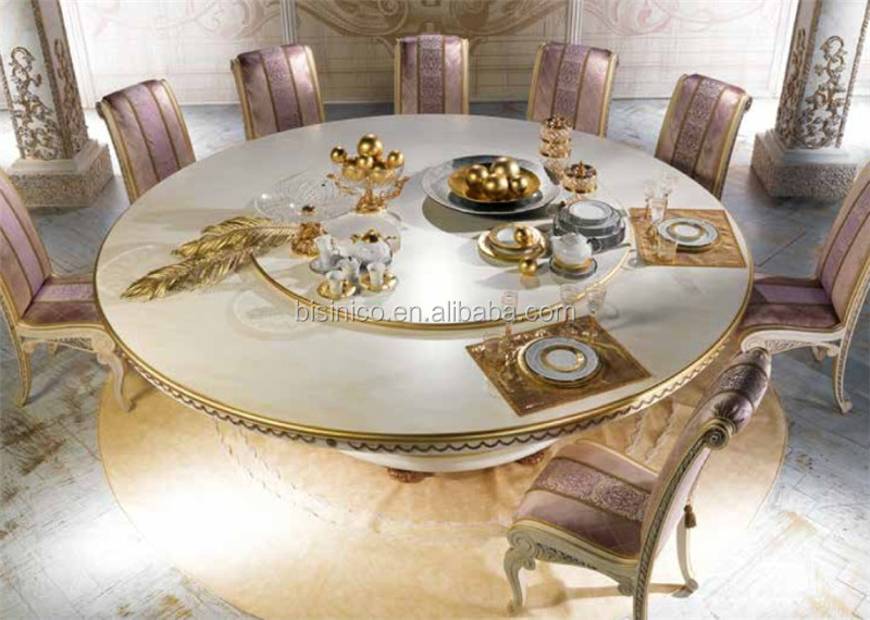 Grande table ronde 8 personnes for Grande table ronde salle a manger