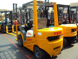 attention!!!! TCM forklift 2.5ton best working condition forklift 2.5ton look for adent and trading