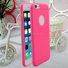 6G 4.7inch Ultra Thin Mirror Cover + Aluminum Bumper Case for Apple iphone 6 4.7 inch cover Frame Mobile Phone Bags For iphone6