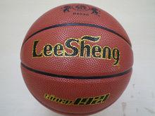 High quality bulky grain moisture-adsorbing leather basketball #7