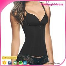 Black fashion jimpness waist cincher seamless sexy women body shape