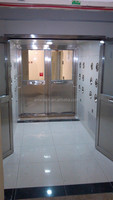 Industrial clean room wind shower/ air wind leaching room