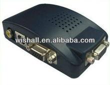 Shenzhen Factory supply AV/BNC to VGA CCTV adapter
