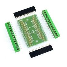 Best Price!!! New NANO IO Shield V1.O Expansion Board Terminal Adapter Diy Kits