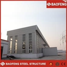 prefabricated portable steel factory owner