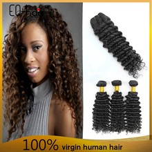 Brazilian Virgin Human Hair Extension Raw Hair For 2015 New Product