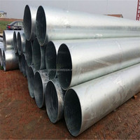 low price&low pressure fluid galvanized mild round steel pipe china Tianjin