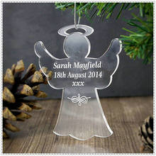 2016 New Christmas Christian Angel Hanging Ornaments