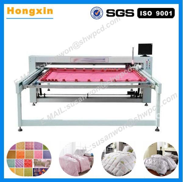 computerized longarm quilting machine