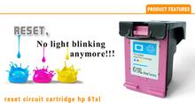 Cartucho de tinta compatible para HP 61 cartucho de tinta HP 61 XL para CH562WN CH564WN