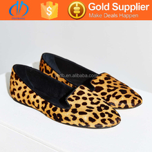 Alta calidad del <span class=keywords><strong>leopardo</strong></span> <span class=keywords><strong>zapatos</strong></span> casuales