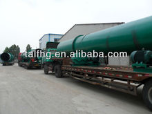 Compost fertilizer granules equipments line