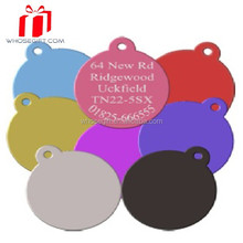 Folk Art Style And Business Gift Use Blank Pet Id Tags Dog Tag For Dogs