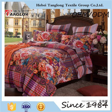 China supplies luxury wholesale king size comforter sets bedding set famous brand bedding set