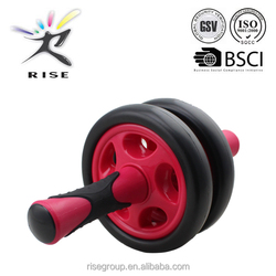 Ab Roller Wheel With Comfort Foam Handles