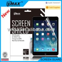 7'' Clear screen protector for Retina iPad mini,iPad mini 2 oem/odm (High Clear)