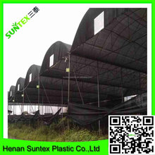 solar block shade netting agricultural greenhouse woven shade mesh for sale