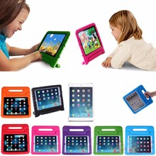 portable for iPad case kids,shockproof EVA case for iPad