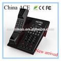 identificador de llamadas de teléfono inalámbrico microtel