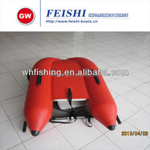 Inflatale PVC Belly Boat for Sale
