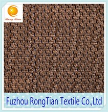 Factory price 100 polyester knitted low elastic yarn micro mesh fabric for bags