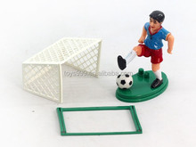 Funny Plastic Mini Football Plaer Toy For Game STP-252050