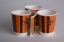 8oz double wall cups