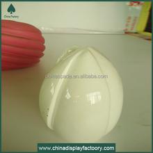 Custom fiberglass Peaches for clothing store window display props