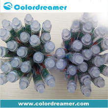 Colordreamer pixel DIP dmx512 rgb led rope lighting for outdoor advertising