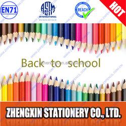 Back to School Multi Color Pencils