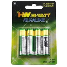 4PACK LR6 AA 1.5V Alikaline dry battery