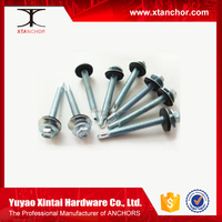 Roofing screw Reduced Drilling Point