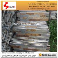 wall rusty slate tile /culture stone panel
