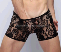 Wholesale sissy lace girl panties for men manufacturing