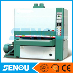 China SPRU300 Wide belt planning heavy-duty wood floor sanding machine