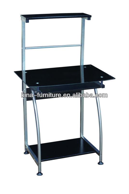 New Design Glass Computer Table Ka 750 Buy Computer