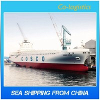 High reliable from china to california 40ft shipping container price---Chris (skype: colsales04)