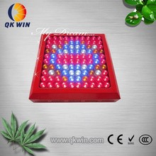 2015 On Sale Red Shell 300W Full Spectrum RGB Led Grow Light 100*3W High Quality Plant Growing Panel Lamp For Hydroponic Systems