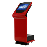19 Inch Interactive Touchscreen Information Kiosk
