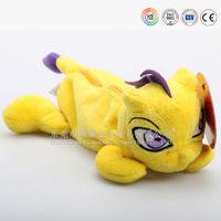 Plush animal shaped pencil case china wholesale for students