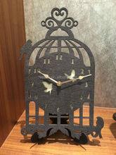 Pared de la historieta temas / pared de la flor / animales relojes de pared