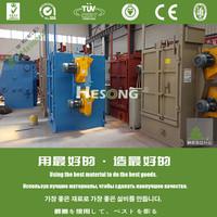 Sandblasting Machine for Gas Tank