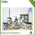 baratos de china polyresin accesoriosdebaño