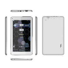Dual core tablet pc android driver by wifi,low power consumption M730R