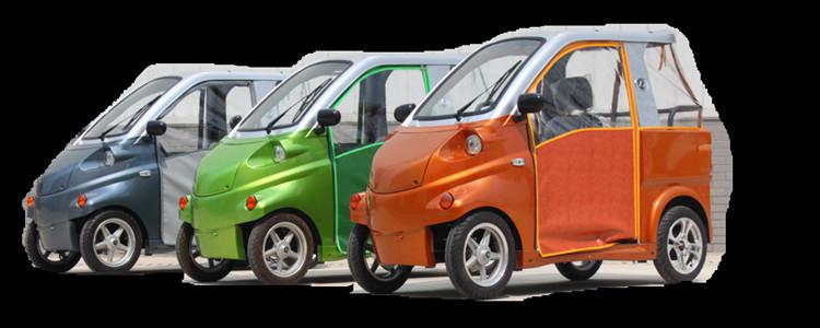 M E-marque CEE certificat d'exportation un Système d'aide voiture 2 sièges 60 V 2.2KW mini e-voiture